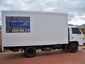 Furniture Removalists Perth