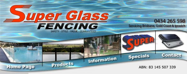 Glass Pool Fencing & Balustrade Brisbane, Gold Coast & Ipswich