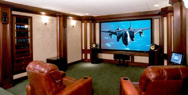 Incroyable Home Theatre Systems