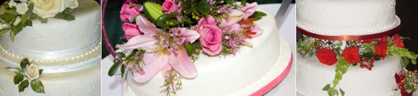 Wedding Cakes & Flowers Sydney