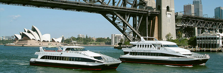 Sydney Harbour Weddings Have The Most Spectacular Wedding Venue In