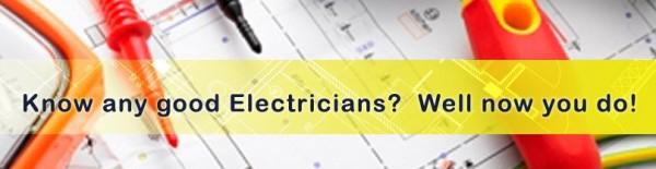Electrician Blacktown, Parramatta & Penrith