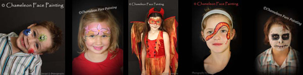 Children's Parties, Body Painting & Promotional Events