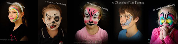 Face Painting Brisbane Gold Coast & Logan