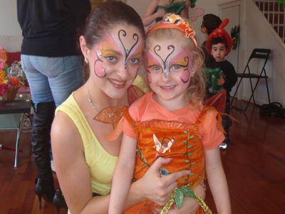 Kids Birthday Parties Melbourne Face Painting Balloon Twisting - Children's birthday entertainment melbourne