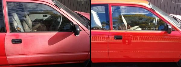 Paint Restoration & Rejuvenation, Auto Paint, Car, Vehicle