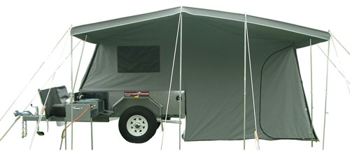 Wallaby Camper Trailer