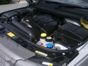 Engine Bay Cleaning After