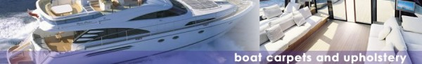 Carpet & Upholstery Cleaning for Boats