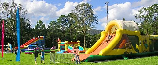 Jumping Castles & Slides