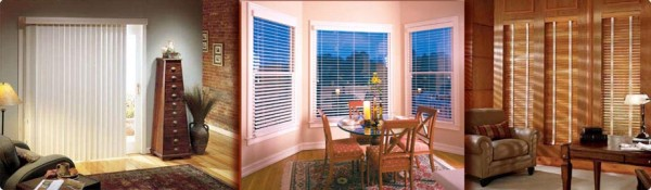 Blinds & Curtains, Plantation Shutters & Awnings