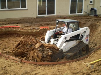 Mini Excavation, Bobcat Hire, Demolition, Tight Access Excavation, Land & Site Clearing, Rock Sawing & Rock Breaking, Pool Excavating, Trenching, Post Hole Digging, 1 to 30 Tonne Excavators.