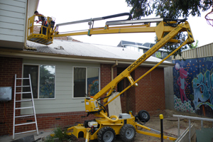 Cherry Picker - Scissor Lift - Boom Hire - Spider Lift - Melbourne.