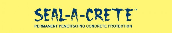 Concrete Sealer & Brick Sealant