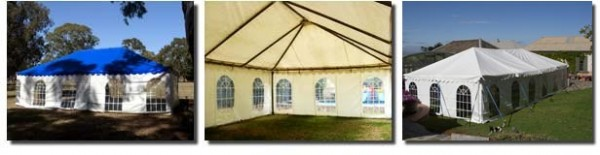 Hire Marquees, Tables & Chairs, Glassware, Catering Equipment, Cool Rooms, Linen, Heating & Lighting