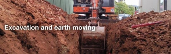 Earthmoving, Site Clearing, Trench Digging, Rock Breaking, Driveway & Path Excavating, Landscape Preparation, Leveling & Ground Shaping, Post Hole Digging, Stump Grinding & Removal, Rubbish & Soil Removal.