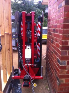 Narrow Access Scissor / Cherry Picker Lift Melbourne
