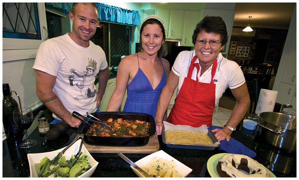 Home Catering & Cooking Classes Gold Coast