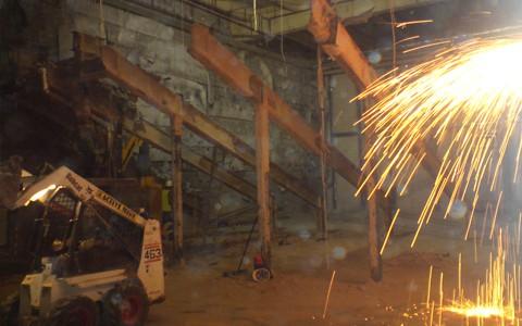 Concrete Cutting & Brokk Demolition