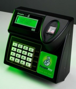 Biometric Fingerprint Scanner