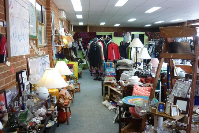 Bric-a-brac and antiques Central Coast
