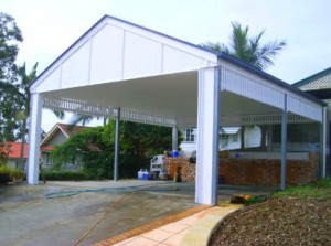 Timber Decking Amp Patios Brisbane Roofing Carports