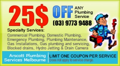 Plumber & Gasfitter Melbourne & Morninton Peninsula 24 hour 7 day emergency plumbers