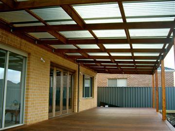 Fencing Melbourne Colorbond Timber Decking Pergola