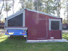 Camper Trailers Made in Sydney Australia Pricelist