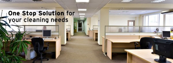 Commercial Cleaning & Office Cleaning