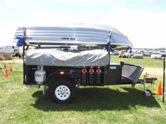 Australian Off Road Camper Trailer