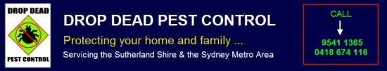 Pest Exterminators Sydney