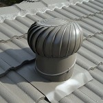 Whirly Bird for Roof Ventilation