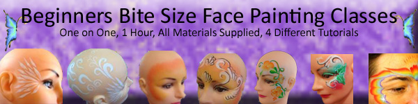 Face Painting & Body Painting Classes Adelaide SA