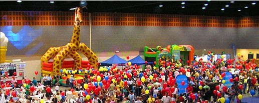 Mechanical Bull, Sumo Wrestling, Jumping Castles & Slides, Rides and Games Brisbane & Gold Coast.