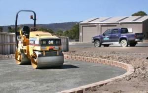 Driveway & Road Construction
