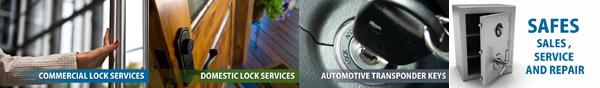 Door & Window Locks, Deadlocks, Automotive Transponder Keys, Safes, Master Keying, Padlocks, Gate Locks, Firearms Cabinets, 24/7 Emergency Service