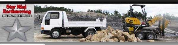 Mini Excavator & Tipper Hire