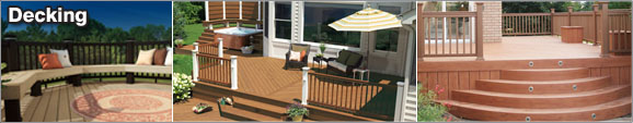 Decking, Pergolas & Carpentry