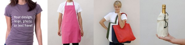 T-Shirts Aprons Shopping Bags