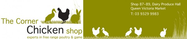 Poultry & Game Meat Melbourne