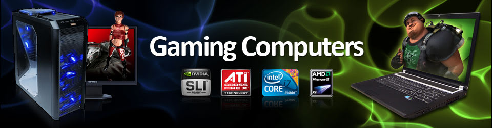 PC, Computer and Gaming Computers
