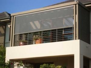 External Sun Screens