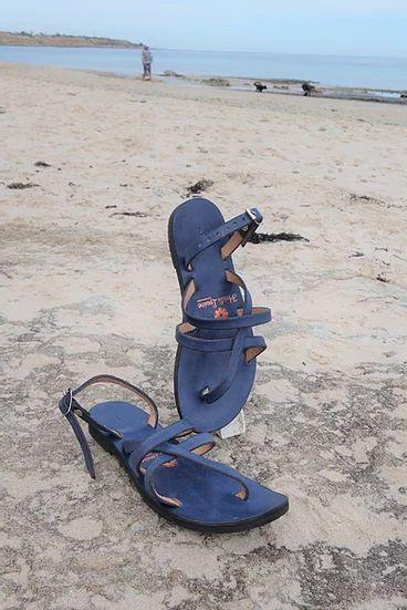 Pania Sandal, Adjustable Leather Strap