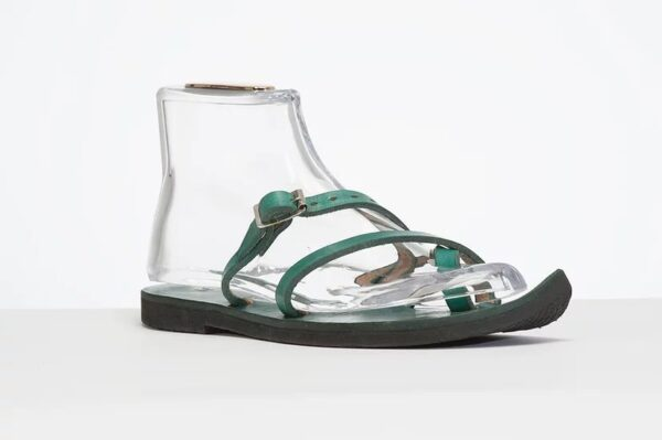 Aditi Sandal turquoise 2