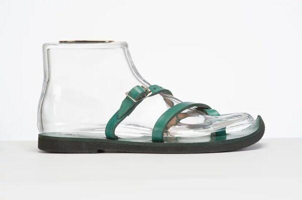 Aditi Sandal turquoise 3