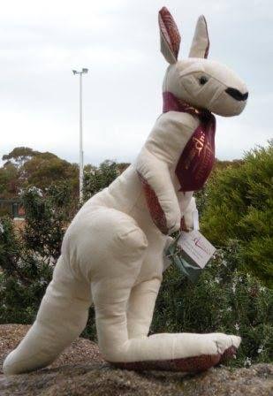 Lou the Kangaroo
