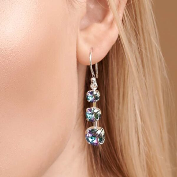 Melinda Crystal Earrings
