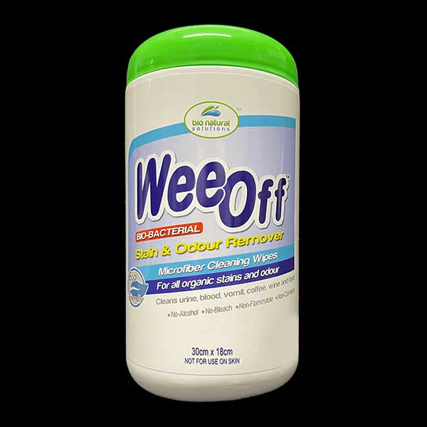 Wee Off Cleaning Wipes