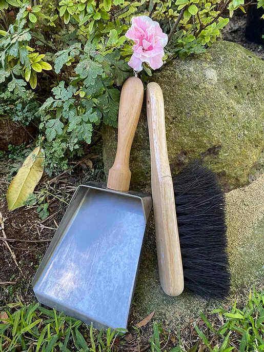 Dust Pan & Brush Small